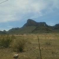 Photo taken at Picacho Peak by Annette S. on 7/27/2012