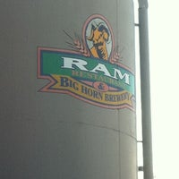 Photo taken at RAM Restaurant & Brewery by Lee G. on 5/9/2012