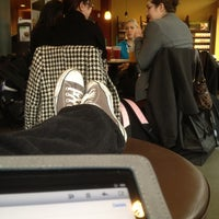Photo taken at Starbucks by Darren L. on 3/19/2012