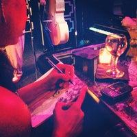 Photo taken at Ella Lounge by Kimberly K. on 3/31/2012