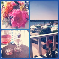 Photo taken at Wequassett Resort and Golf Club by Meghan M. on 6/10/2012
