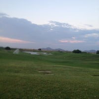 Photo taken at TPC Scottsdale by Becca @GritsGal on 8/20/2012