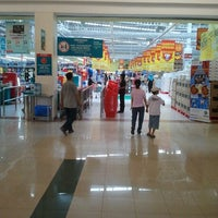 Photo taken at Carrefour by Harry Antonius L. on 6/22/2012