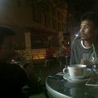 Photo taken at Oh La La Cafe by Aru S. on 3/31/2012