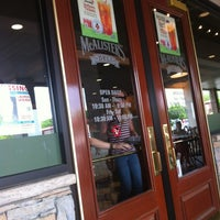 Photo taken at McAlister's Deli by Jennifer D. on 5/21/2012