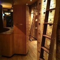 Photo taken at Grand Havana Room by ryan b. on 2/16/2012