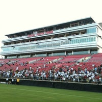 Photo taken at Sam Boyd Stadium by Jeff B. on 8/6/2012
