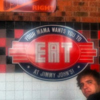 Photo taken at Jimmy John's by Thobias Z. on 8/14/2012