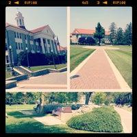 Photo taken at James Madison University by Christine B. on 6/19/2012