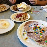 Photo taken at The Original Pancake House by Erika Nicole on 7/27/2012