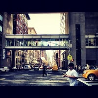 Photo taken at Hunter College - CUNY by Vadim V. on 3/25/2012