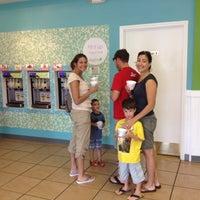 Photo taken at Sweet Frog Frozen Yogurt by Mike N. on 7/11/2012