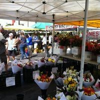 Photo taken at West Seattle Farmers Market by Crystalina F. on 8/26/2012