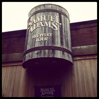 Photo taken at Samuel Adams Brewery by Jonathan O. on 7/7/2012