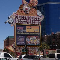 Photo taken at Circus Circus Hotel & Casino by Haerim L. on 6/13/2012