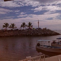 Photo taken at Marina Riviera Nayarit by Marco A. M. on 2/5/2012