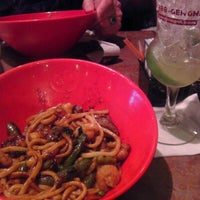 Photo taken at Genghis Grill by Courtney Lynn on 6/13/2012