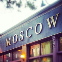 Photo taken at Moscow on the Hill by adrian n. on 5/21/2012