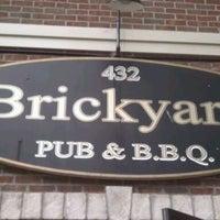 Photo taken at The Brickyard Pub & B.B.Q. by Robert P. on 6/16/2012