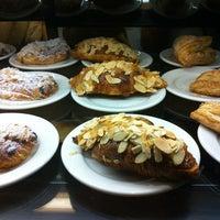 Photo taken at la Madeleine Country French Café by Brandon B. on 4/21/2012