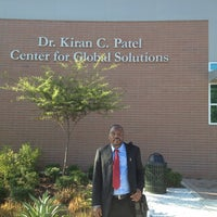 Photo taken at Patel Center for Global Solutions (CGS) by David R. on 7/31/2012