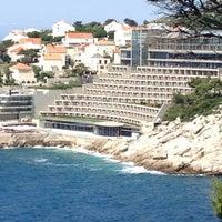 6/8/2012 tarihinde Marilyn R.ziyaretçi tarafından Rixos Libertas Dubrovnik'de çekilen fotoğraf