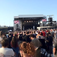 Photo taken at Rock On The Range by Chris G. on 5/19/2012