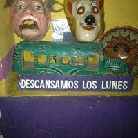 Photo taken at La Fonda de la Noche by Hector D. on 3/1/2012