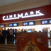 Photo taken at Cinemark by Josias J. on 6/17/2012