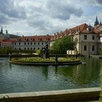 Photo taken at Wallenstein Garden by Tigra . on 4/23/2012