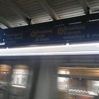 Photo taken at Broadway Station by Marcia I. on 3/3/2012