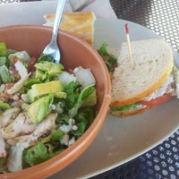 Photo taken at Panera Bread by Mary Ann C. on 6/15/2012
