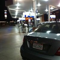 Photo taken at Chevron by Masashi S. on 3/15/2012
