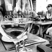 Photo taken at Cooper's Hawk Winery & Restaurant by Nicholas Adam O. on 8/15/2012