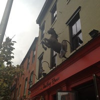 Photo taken at The Stalking Horse Tavern by Terri E. on 9/2/2012