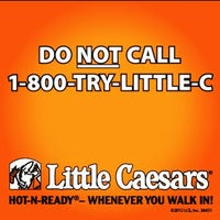 Photo taken at Little Caesars Pizza by Little C. on 8/22/2012