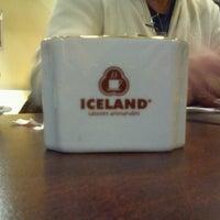 Photo taken at Iceland Moreno by Martin B. on 6/18/2012