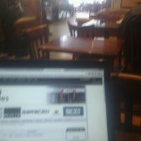 Photo taken at Caffé Nero by Stu L. on 2/10/2012