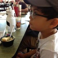 Photo taken at Jason's Deli by Anne B. on 7/15/2012