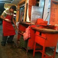 Photo taken at Taqueria La Morena de los Mixes by Dave A. on 3/22/2012