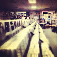 Photo taken at Gravity Records by Peter W. on 5/12/2012