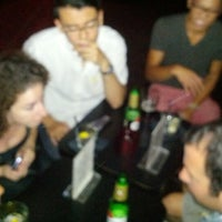 Photo taken at Mom's Bar & Lounge by Billy S. on 9/7/2012