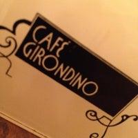 Photo taken at Café Girondino by Ailton V. on 5/6/2012