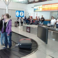 Photo taken at Port Elizabeth International Airport (PLZ) by Mike S. on 3/17/2012