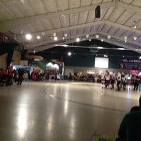 Photo taken at 7 Flags Event Center by Tony M. on 4/21/2012