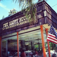 Photo taken at happy hound by Marc W. on 6/16/2012