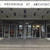 Photo taken at Amphitéâtre Polytechnique de Mons by Adrien on 3/20/2012