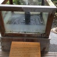 Photo taken at Hotel Sakan by Yuichiro T. on 6/21/2012
