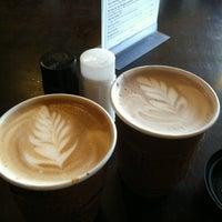 Photo taken at Casablanca Coffee by Dustin R. on 2/18/2012