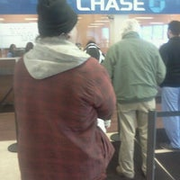 Photo taken at Chase Bank by Al M. on 2/4/2012